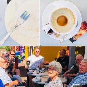 GEANNULEERD - Koffie- en theemiddag @ Maxima's